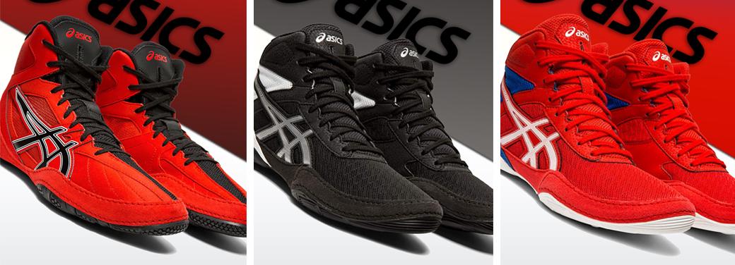 Zápasnické boty Asics