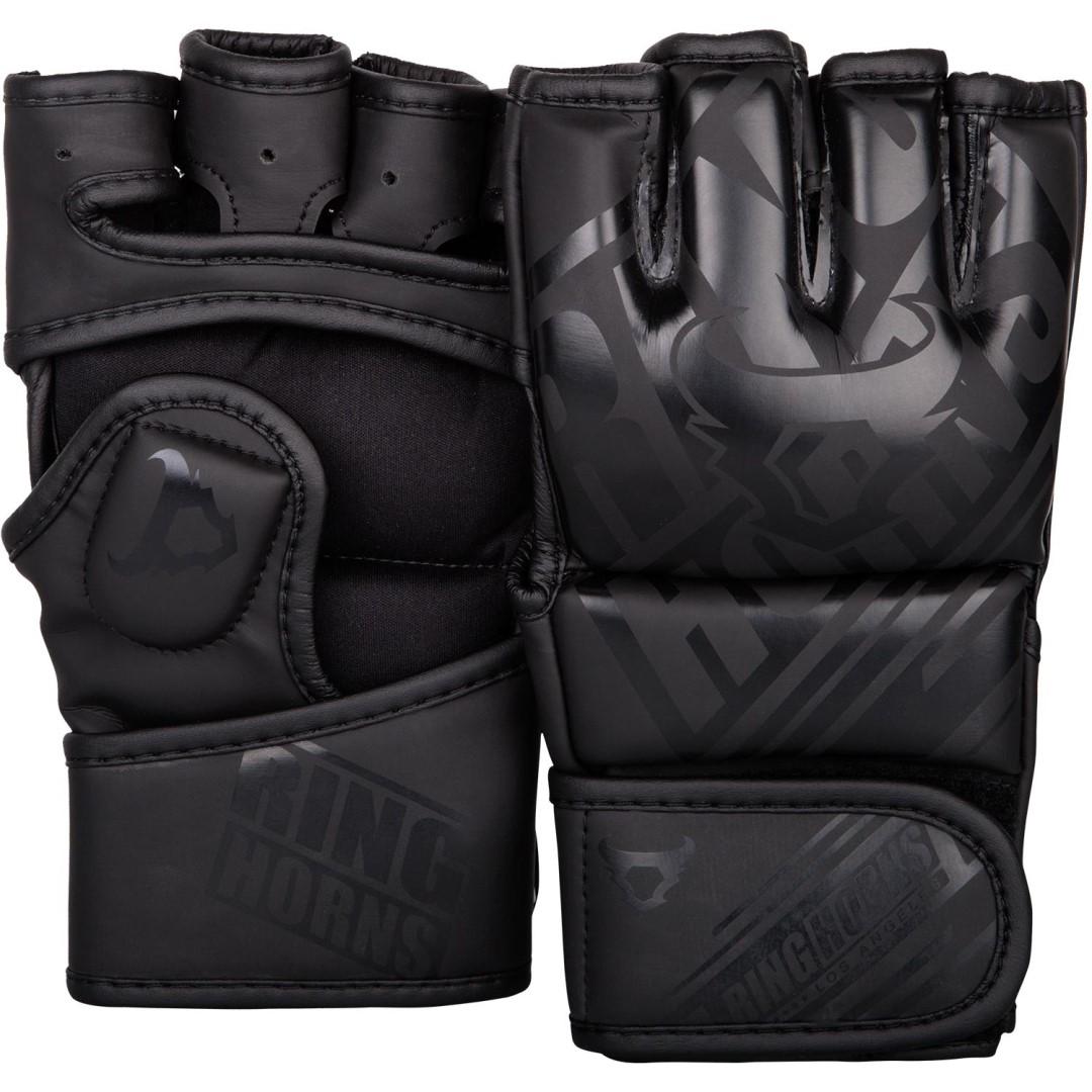c1245c501da MMA rukavice Ringhorns Nitro matná černá