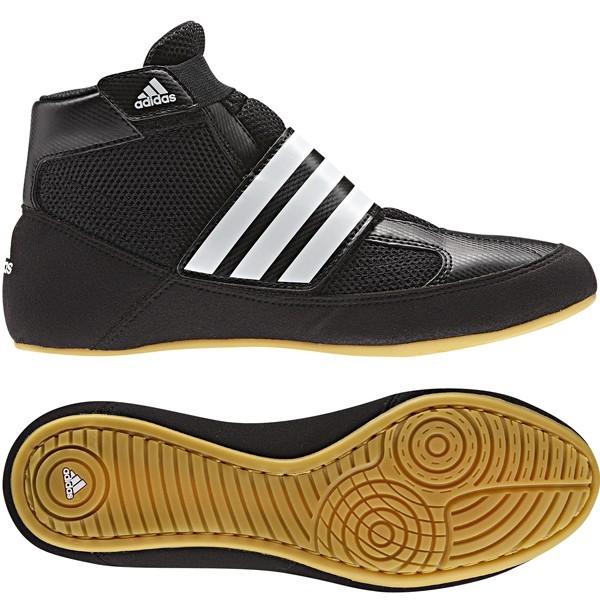 Zápasnické boty Adidas Havoc dětské suchý zip - JEMASPORT 7609c4578e5