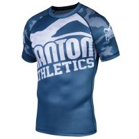 Rashguard PHANTOM Warfare, modrá