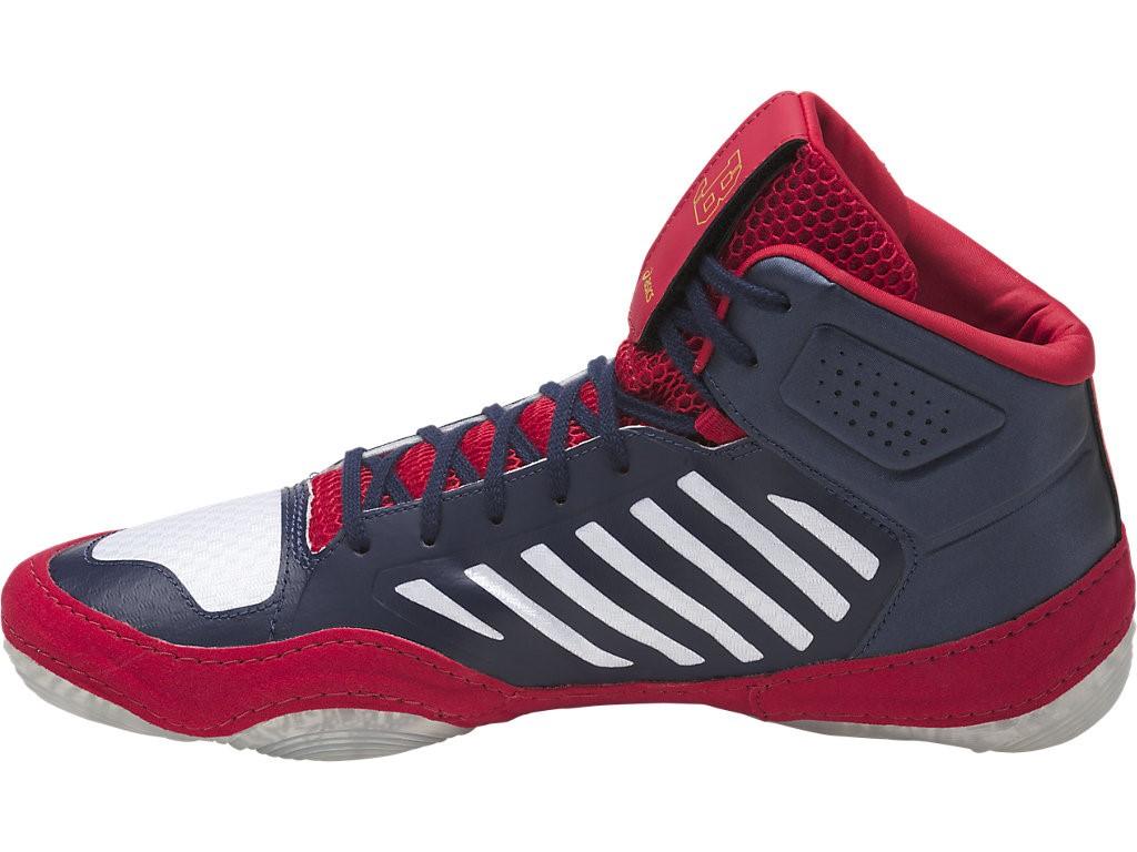 Zápasnické boty Asics JB Elite 3 červená - JEMASPORT ed532909a12