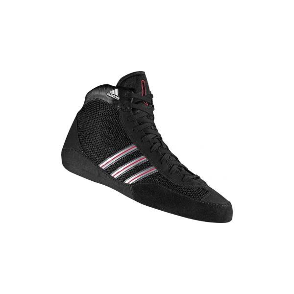 Zápasnické boty adidas Combat Speed 3 černé - JEMASPORT 8a667b5906e