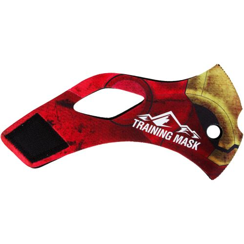 Elevation Training Mask 2.0 - Red Iron