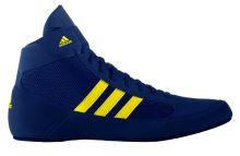 a7b5d2e613ff Zápasnické boty Adidas Havoc dětské tkaničky
