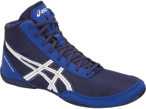 340c8c15be5a Zápasnické boty Asics Matflex 5 modrá