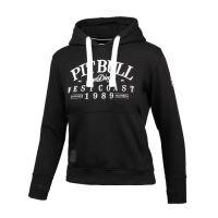 Dámská mikina Pitbull West Coast Oldschool černá bceb81a0a0