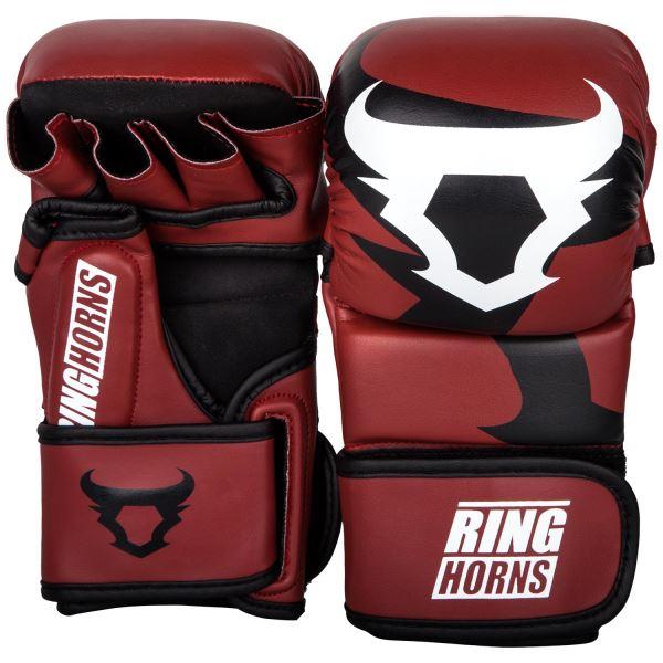 f642406e826 MMA rukavice Ringhorns Charger Sparring červená - S M - JEMASPORT
