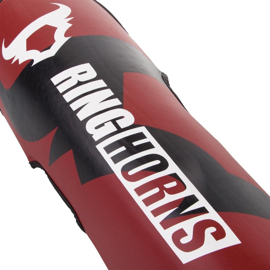 492614b3800 Chrániče holení Ringhorns Charger červená - JEMASPORT