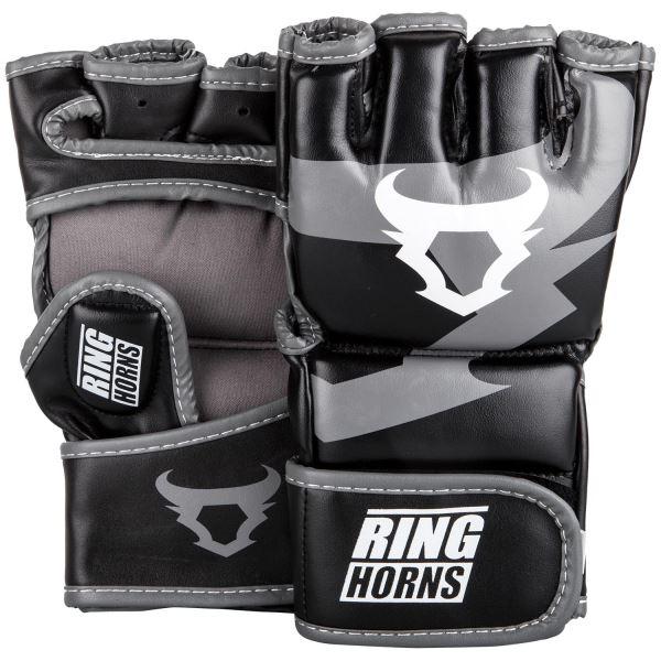 6e9c44d71a8 MMA rukavice Ringhorns Charger černá - JEMASPORT
