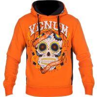 Mikina VENUM Santa Muerte oranžová d8d1af41ee5