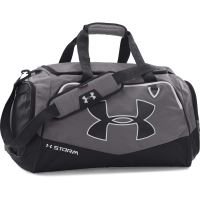 Taška Under Armour  Undeniable Duffel šedá