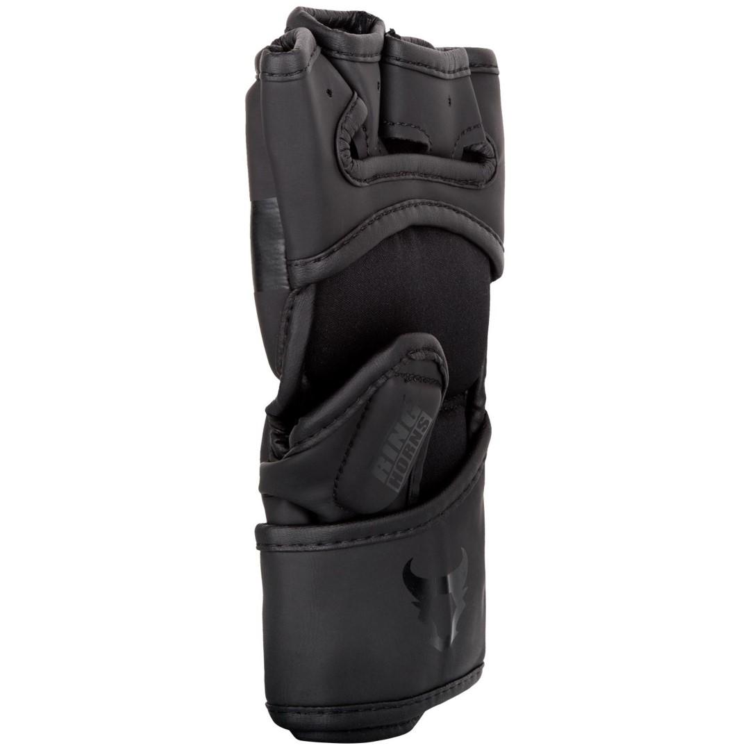 a32f79ed626 MMA rukavice Ringhorns Charger matná černá - JEMASPORT