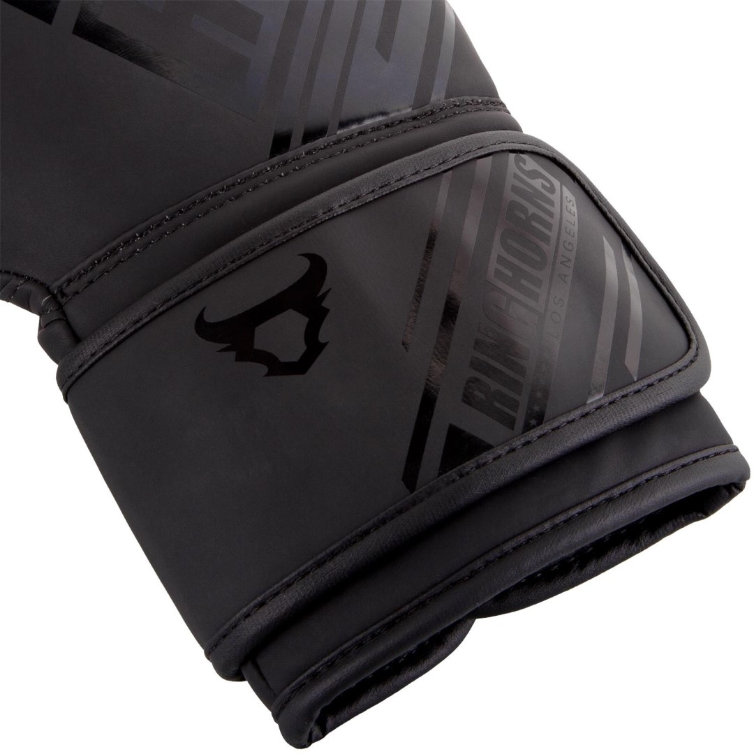 424359c2bf1 Boxerské rukavice RingHorns Nitro matná černá - JEMASPORT