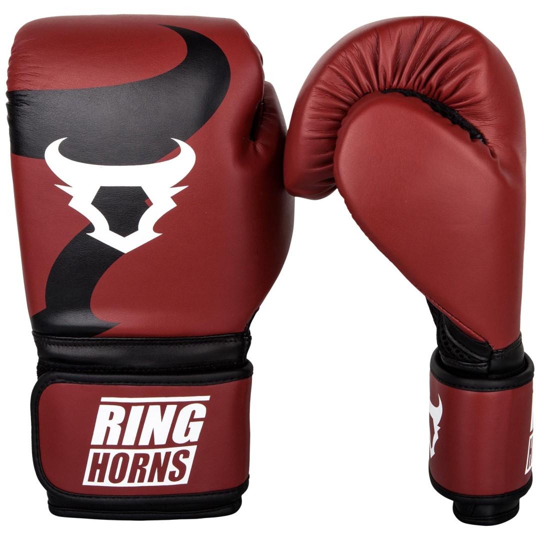 c0a0ac50896 Boxerské rukavice RingHorns Charger červená - JEMASPORT