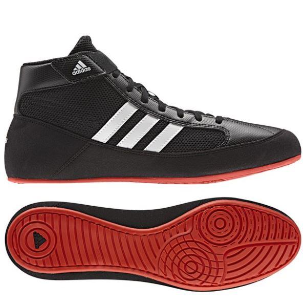 Zápasnické boty Adidas Havoc dětské d08abb34671