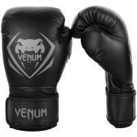 Boxerské rukavice Venum Contender černo-šedá c0a4a28ed0e