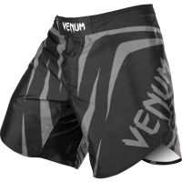 MMA šortky Venum Sharp Silver Arrow