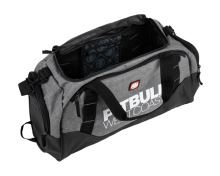 819021 TNT Sports Bag Black Gray Melange 04 small