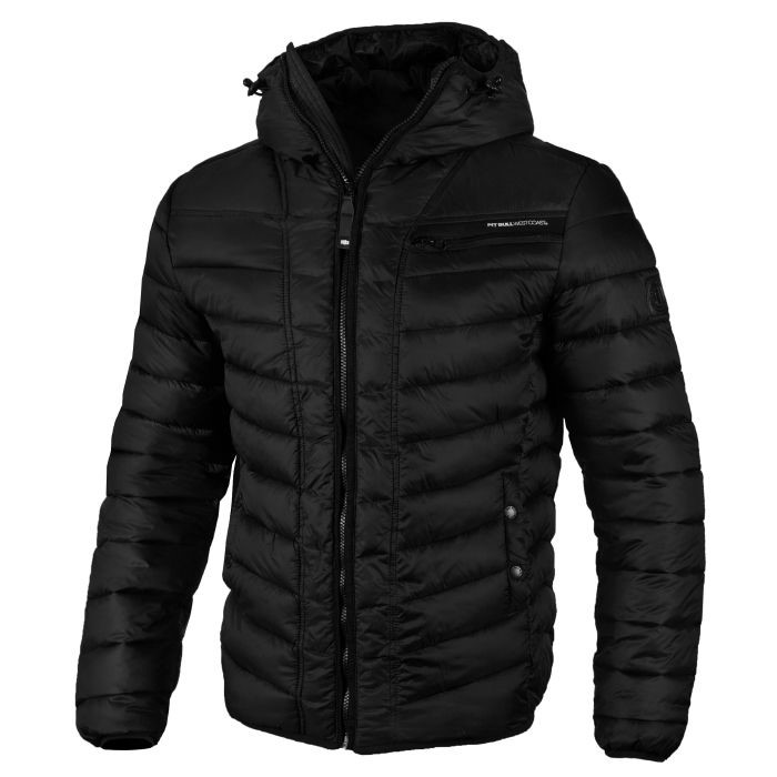 Zimní bunda Pitbull West Coast Royston 2 černá - JEMASPORT 569e11b987